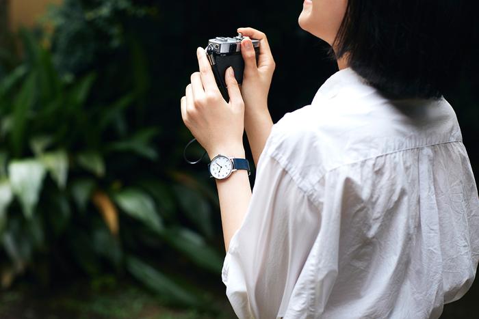 なぜか、この感覚が好き。懐かしくて新しい『腕時計』のある暮らし