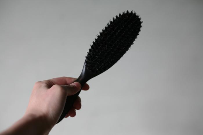 「獣毛ブラシ」持っていますか?《ツヤツヤ美髪》の作り方、伝授します。