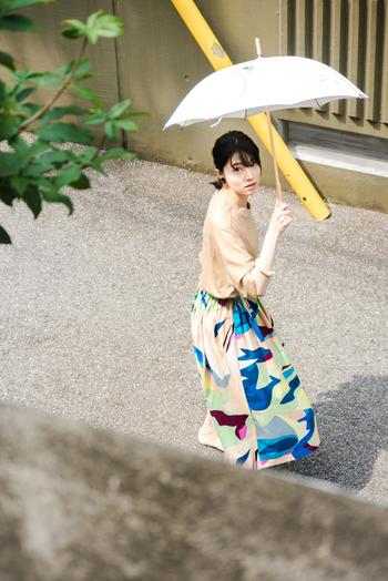 【連載】cocca×Amorpropio「素敵な布ではじめるソーイング」 vol.2-ギャザースカート