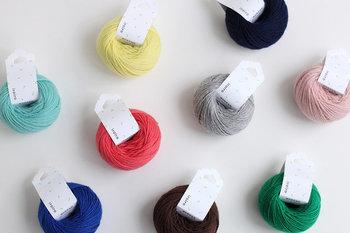 けれど、その「好き」という気持ちがあれば、お裁縫初心者さんでも素敵なアイテムを作ることができるはず。お気に入りの布を見つけるところから、ものづくりは始まります。