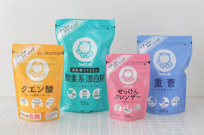 どこか懐かしいシャボン玉石鹸。化学物質や合成添加物を含まない無添加にこだわり、1974年から安心安全の石けん・洗剤作りを続けている会社です。
