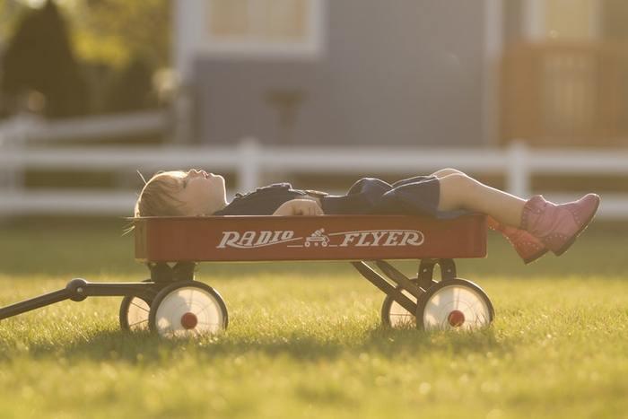 心も体もたくさん成長する時期です。たくさん体を動かして、たっぷり睡眠をとることも大切ですよね。体を動かすことで親子ともにストレス解消にもなります。