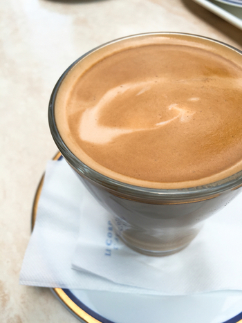 一つ一つ丁寧に淹れられたドリンクもとっても美味しいと評判。ゆっくりお茶をしに立ち寄ってみてはいかがですか?