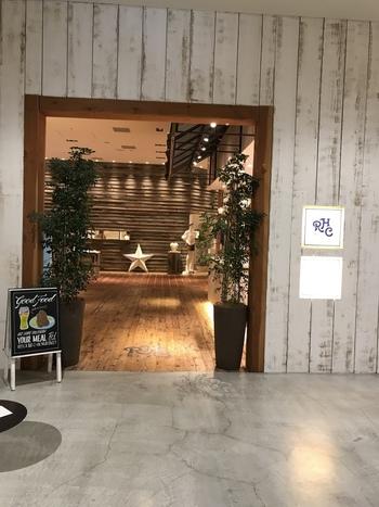 マークイズみなとみらいの1Fにある「RHC CAFE みなとみらい店」は、人気セレクトショップのロンハーマンが展開するカフェです。