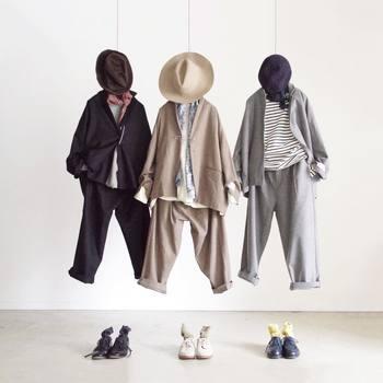 普段使い出来るジャケットは、一枚持っているととても便利なアイテムです。カジュアルに着られたり、フォーマルの席でも着られるものが着まわしやすく◎。