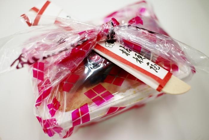 「桔梗信玄餅」は、昭和43年に発売されて以来、今も変わらない姿で山梨の味として愛されています。お土産に迷ったらコレ!というほどの定番です。