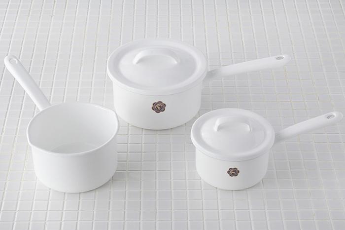 小さくて使いやすい。あると便利なキッチン道具【ソースパン】と【ミルクパン】