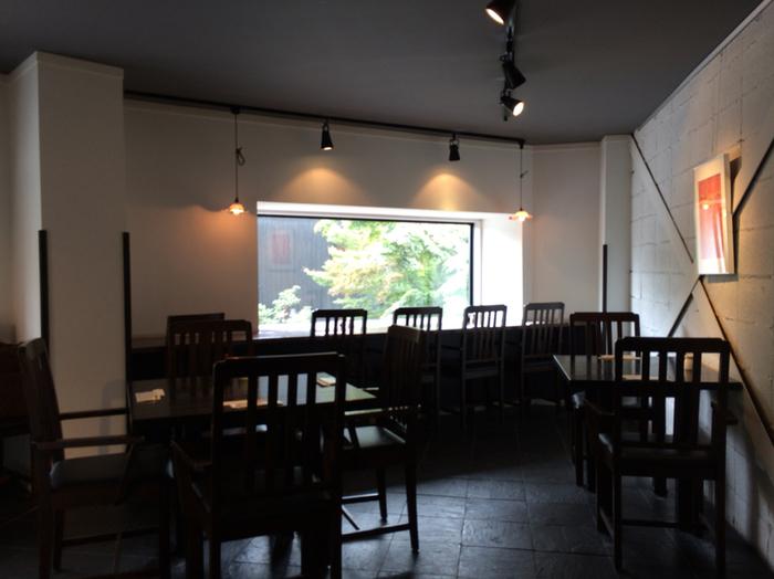 旧軽でおいしい和食ならここ!と評されることの多いこちらのお店。落ち着いた雰囲気の内装で、ゆっくりとお食事が楽しめます。