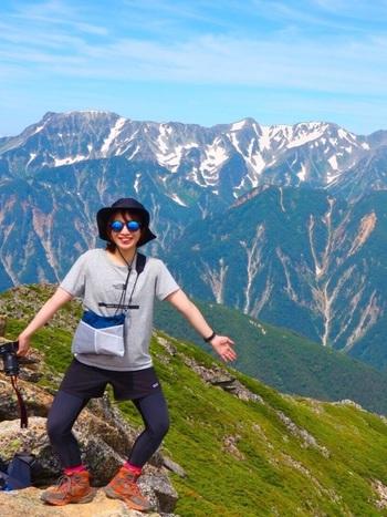 ハイキングが気持ちいい季節!真似したい素敵な山ガールコーデ