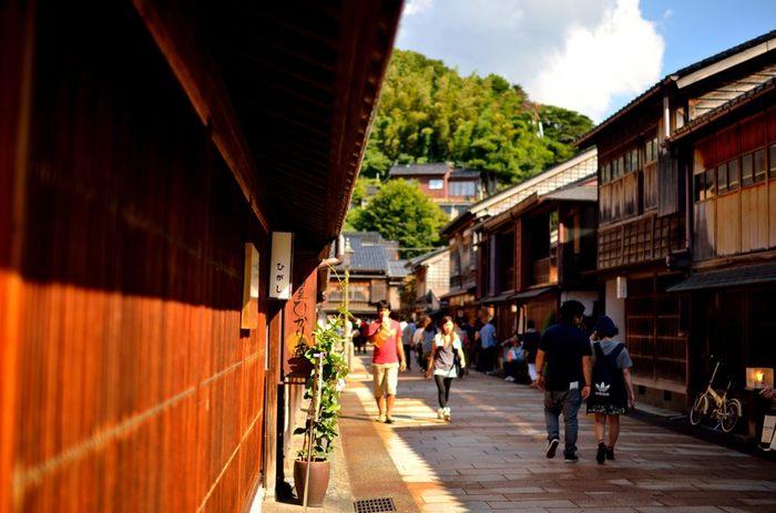 城下町の風情にモダンを添えて。古都【金沢】で見つけた素敵なカフェ