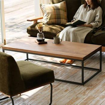 家具のレイアウトでもお部屋の心地良さが変ります。 家族との会話が弾む置き方、ゆっくりリラックスできる置き方、家事動線が良くなる置き方など、目的に沿って変えてみるのも良いでしょう。