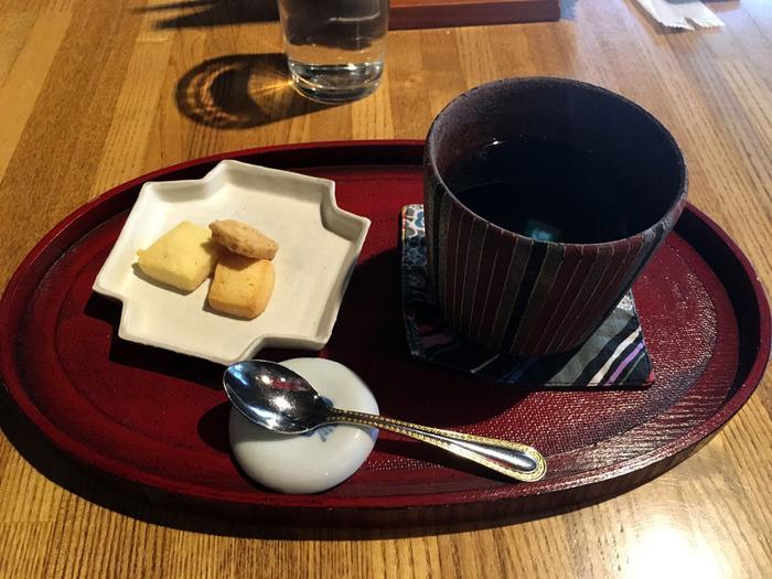 徳川慶喜が接待をするために作られたとされている徳川将軍珈琲。珈琲に歴史を感じられるなんてなんだかロマンティックですね。