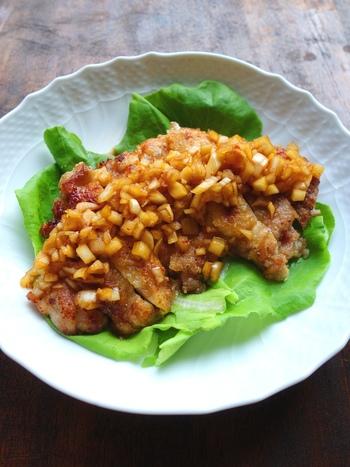 甘みの強い新玉ねぎをたっぷり使ったレシピですが、普通の玉ねぎでもOK。(辛みによって、量を加減してください)ねぎとはまた違ったおいしさと食感が味わえます。