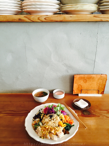 体の内側からキレイを目指す。ヘルシーな「自然派メニュー」がおいしいカフェ@東京