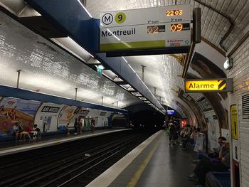 最寄り駅は、地下鉄9号線「Porte de Montreuil(ポルト・ドゥ・モントルイユ)」駅。出口を出ると、大きな円形の広場があります。広場に向かって歩き、Avenue du professeur AndréLemierreという通りに出ると、テントが張られた蚤の市が見つかります。駅から徒歩10分程のところにあります。  治安は、あまり良くありません。スリなどにはよく注意しましょう。