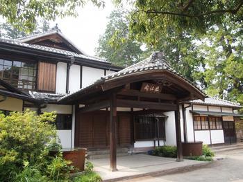 群馬県庁から徒歩すぐの位置にある前橋公園内の近代木造建築「臨江閣」。2018年8月に国の指定重要文化財として登録されました。