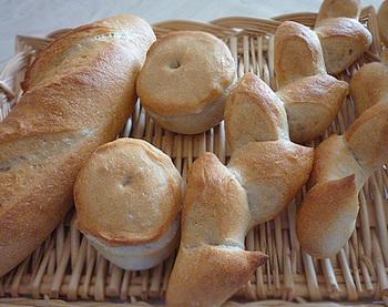 一つの生地で色々楽しめる万能フランスパンレシピです。前日に生地を作り冷蔵庫で一晩寝かせて発酵させます。エピはベーコンを入れたりコーンを入れたりしてオリジナルで色々楽しんで作ってみてくださいね。