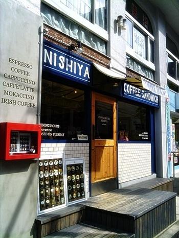 渋谷駅から歩いて約8分。「コーヒーハウス ニシヤ」は、美味しいコーヒーとスイーツのお店です。絶妙な固さのプリンは雑誌でも話題に。売切れてしまうこともあるようなので、どうしても食べたい方はお早めの時間にどうぞ。