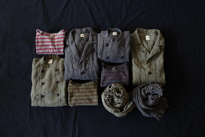この秋もリネンが着たい! わたしらしくいられる大人のナチュラルファッション