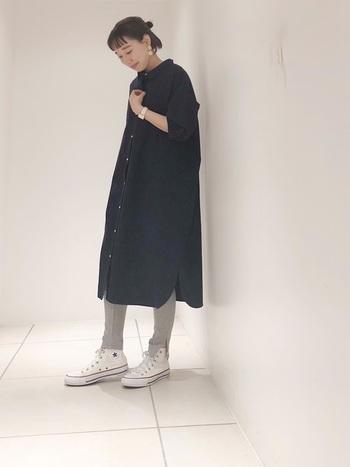 普段使いに活かせそうな着こなしをご紹介しましたが、お気に入りのコーデは見つかりましたか?ローカット・ハイカットの履き分け方はなんとなくマスターできましたでしょうか。お手持ちのお洋服はもちろん、これから買い足す秋・冬のお洋服も2タイプのコンバーススニーカーを自在に合わせてどんどんあなたらしく着こなしてくださいね。
