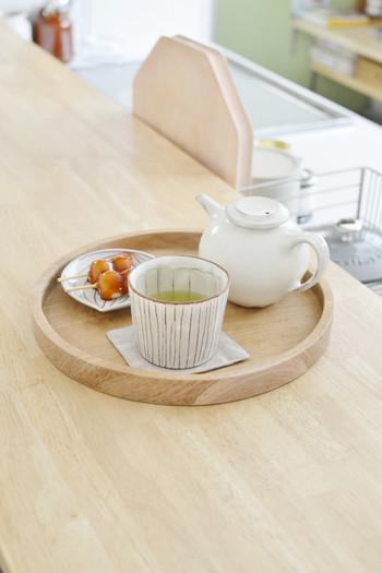 1日の中で、いつ、どのお茶を飲むと、個性を発揮できるのか。それがお茶の「飲みどき」です。おいしいお茶でホッとひと息つきながら、それぞれのお茶の効果もしっかり堪能しちゃいましょう。