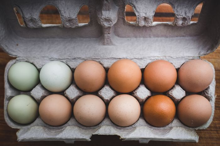 """""""オボ・ベジタリアン""""はお肉・お魚は食べませんが、""""オボ""""という言葉が意味する""""卵""""は食べてOKです。"""