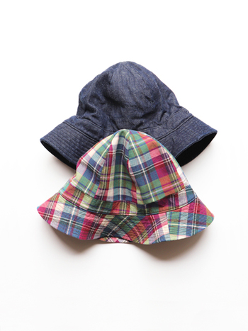 せっかくの運動会!ママだってアクティブだけどお洒落に見られたい♪そんなときにはこんな帽子はいかが?ほどよい深さで紫外線対策をしつつ、クラシックなデザインがとってもお洒落。ユニセックスなので「写真係が被る」などご夫婦ルールを決めても楽しいかも!?