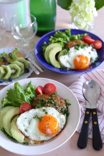 「1日で最も重要な食事」とも言われる朝食。お父さんもお母さんも、育ち盛りのお子様も。家族みんなの元気のために、ボリューム満点の朝ごはんレシピを集めてみました。