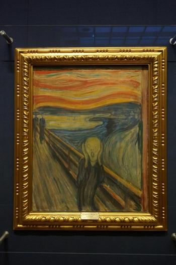 美術に詳しい方もそうでない方もムンクの叫びは知っている!という方も多いはず。この作品をモチーフにしたちょっとユニークなお土産も多数販売されているので旅の記念にぜひ♪