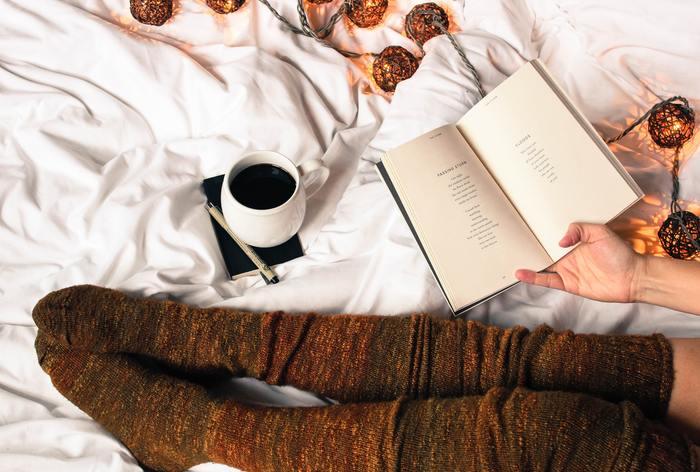 1日の終わりを素敵に。寝るまでの時間を有意義に過ごすヒント