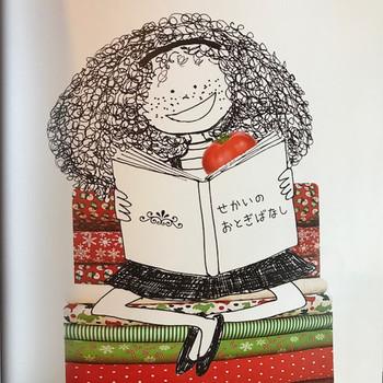 こちらの絵本には、嫌いなトマトちゃんと少しつづ距離を縮めていく女の子の、何とも可愛らしい姿が表現されています。野菜嫌いなお子さんも、この1冊で野菜との向き合い方がガラリと変わるかもしれません!