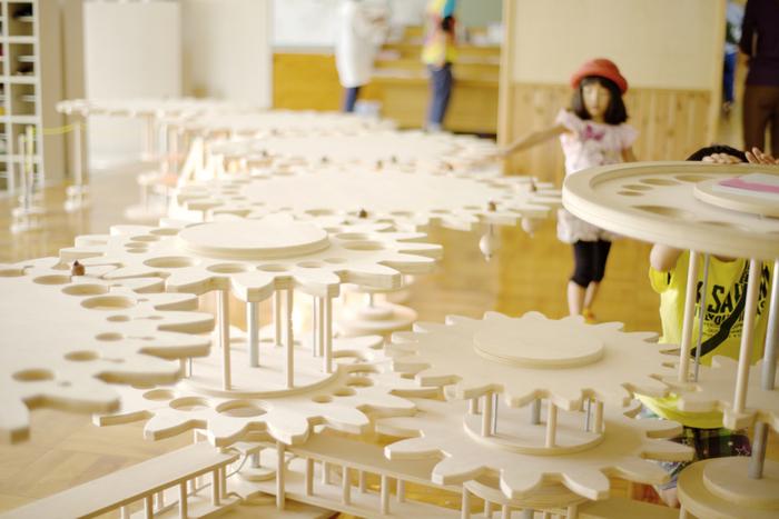 2年ごとに開催されている国際芸術祭『中之条ビエンナーレ』は、現代アートの祭典を通じ、地域とアートが共存することなどを目的に開催されています。