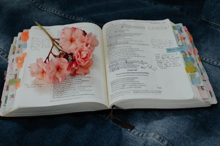 カラフルな付箋を使えば資格試験や英語のお勉強もぐっと楽しくなります!特に学習の場合、お目当てのページにすぐに辿りつけるよう、重要度ごとに色で分けて貼っていくと良いでしょう。