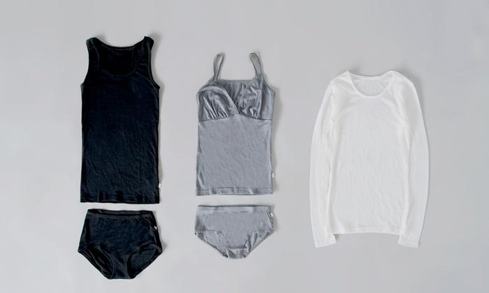 元々は体温調節がうまくできない子供たちのためにウールの下着を作ったことからスタートした、デンマークの老舗肌着ブランド。johaのウール厳しい品質管理のもと化学薬品を使用していないので、新生児にとっても安心で安全な素材です。