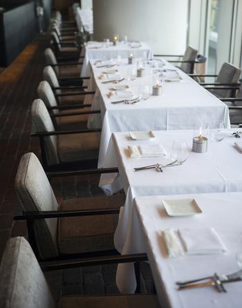 ブッフェスタイルでランチがいただける『ザ キッチン サルヴァトーレ クオモ』。