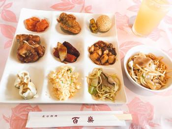 食べ応え抜群で、どの料理も満足のお味です。お手頃価格で、美味しい中華料理が食べられるので、ランチ時にはいつも多くの人でにぎわっています。