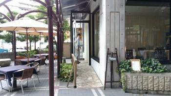 南欧風料理レストラン『ヴィータフェリーチェ』。コースランチがいただけます。