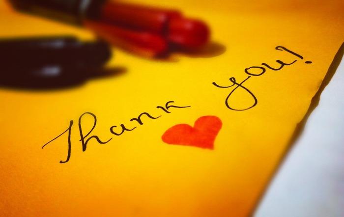 毎日でも言い続けたい「いつもありがとう」の言葉。円満な関係の土台となるもっとも欠かせないものが、感謝の気持ちです。言わなくてもわかっているだろう、ではなく、メッセージとしてしっかり相手に届けましょう。
