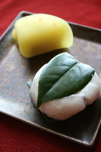 その季節に合わせて作られているので、そのときにしか味わえないちょっと特別な手土産を手に入れることができるんです。