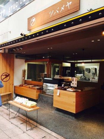 ツバメヤ本店は、岐阜市柳ヶ瀬商店街の一角にあります。平成22年の創業以来、素材の力強さとやさしさを感じられるお菓子を届けています。