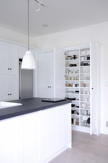 お洒落なブロガーさんは、キッチン収納の工夫をどのようにしているのでしょうか。今回は素敵なキッチンの写真と共に、収納術についてご紹介します。