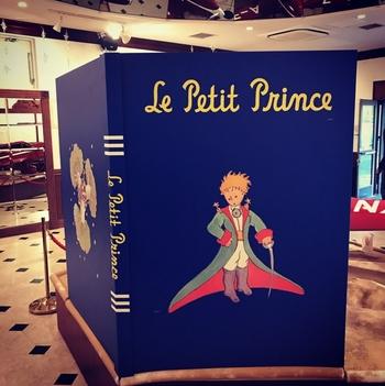 星の王子さまミュージアムは、『星の王子さま』の作者サン=テグジュペリの生涯をたどりながら、フランス風の街並みやヨーロピアン・ガーデンが楽しめる美術館です。『星の王子さま』を知っている人もまだ読んだことがない人も、作品の世界を味わうことができますよ♪