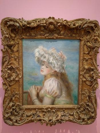 モネ、ルノワールを中心とした印象派やエコール・ド・パリなどの、20世紀絵画を中心に西洋近代絵画など、ポーラ創業家2代目の鈴木常司氏が収集した約9,500点を所蔵。美術の教科書で目にしたことのある作家の作品を見られます。