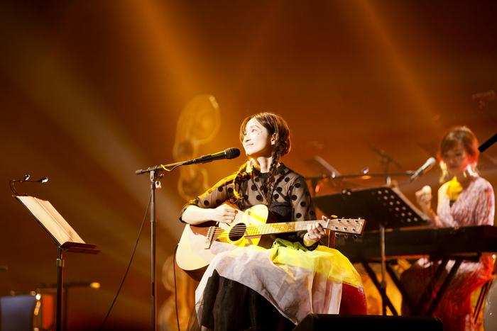 今年5月に行われた、15周年記念ライブの様子。 photo:Aki Ishii