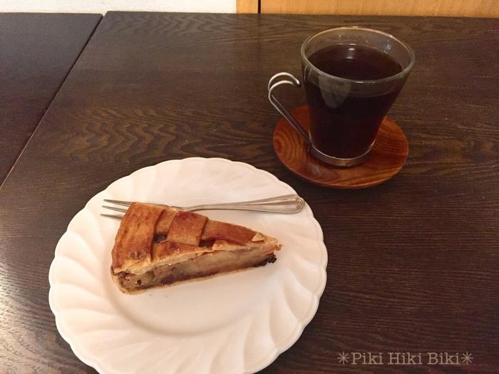 手作りデザートのパイも、お砂糖を使わず自然の味に仕上げています。地元・群馬の食材を使ったマクロビ料理が食べたくなったら、ぜひ足を運んでみてはいかがでしょうか?