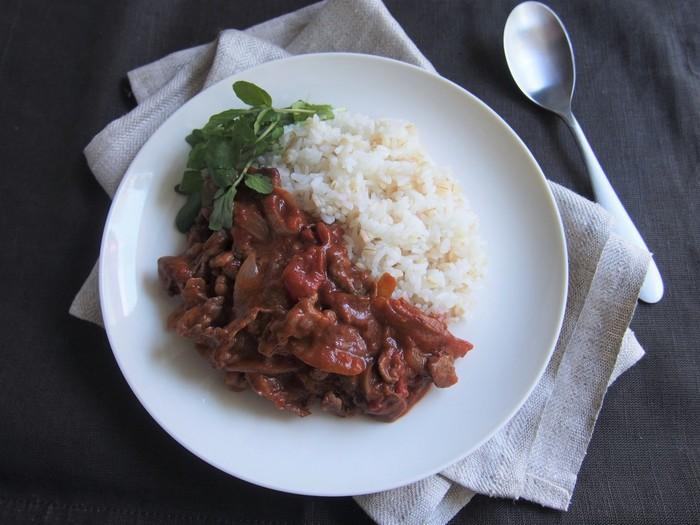 グルテンフリーの食生活を心掛けている方でも食べられるレシピがこちら。小麦粉の代わりに米粉を使うだけでOK。