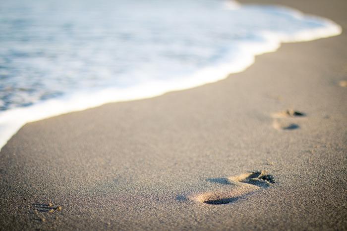 ずっと遠くまで広がる海を眺めに、「海辺さんぽ」はいかがでしょう。聞いているだけで心地よい波の音の正体は、規則正しいリズムと不規則なリズムが調和した、1/fゆらぎです。海の青い色には、高ぶった気持ちを落ち着ける働きがあり、開放感も相まって、忙しい日常を忘れるひとときをすごせます。
