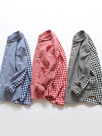 幾通りにも着こなせる。頼れる「シャツ」でつくる秋冬コーデ