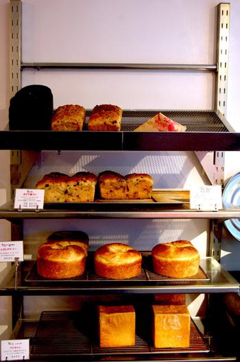 「おいしい」を追求した店主が作った個性豊かなパンは、どれも一度は食べてみたいと思わせるものばかりです。