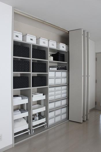 散らからない部屋づくり。基本を押さえた収納アイデアで、すっきり整理♪
